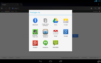 Acer Iconia Tab A3 - Internet - Navigation sur internet - Étape 14