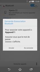 Sony D6503 Xperia Z2 - Bluetooth - connexion Bluetooth - Étape 9