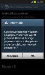 Samsung I8730 Galaxy Express - Netwerk - Gebruik in het buitenland - Stap 10