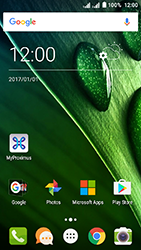 Acer Liquid Z6 Dual SIM - Applicaties - MyProximus - Stap 1