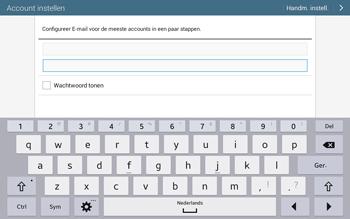 Samsung T535 Galaxy Tab 4 10-1 - E-mail - Account instellen (IMAP zonder SMTP-verificatie) - Stap 6