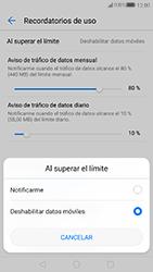 Huawei P10 - Internet - Ver uso de datos - Paso 10