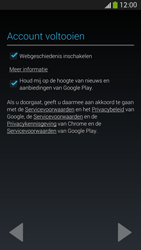 Samsung I9505 Galaxy S IV LTE - Applicaties - Account aanmaken - Stap 18