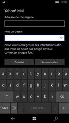 Microsoft Lumia 650 - E-mail - Configuration manuelle (yahoo) - Étape 9