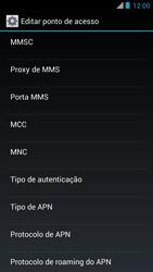 Motorola XT910 RAZR - Internet (APN) - Como configurar a internet do seu aparelho (APN Nextel) - Etapa 12