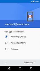 Motorola Moto G 4G (3rd gen.) (XT1541) - E-mail - Account instellen (POP3 zonder SMTP-verificatie) - Stap 12