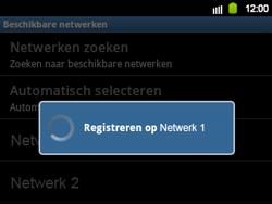 Samsung B5510 Galaxy TXT - Buitenland - Bellen, sms en internet - Stap 10