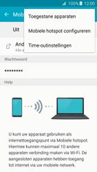 Samsung Galaxy A3 2016 (SM-A310F) - WiFi - Mobiele hotspot instellen - Stap 7