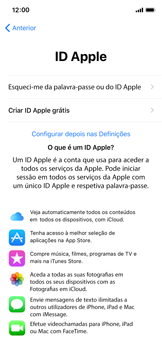 Apple iPhone XS - Primeiros passos - Como ligar o telemóvel pela primeira vez -  16