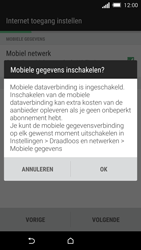 HTC One M8s - Toestel - Toestel activeren - Stap 7