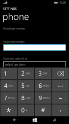 Microsoft Lumia 535 - Voicemail - Manual configuration - Step 7
