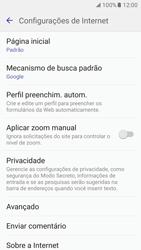 Samsung Galaxy S7 - Internet (APN) - Como configurar a internet do seu aparelho (APN Nextel) - Etapa 24