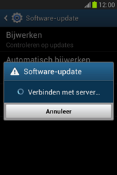 Samsung Galaxy Fame Lite (S6790) - Software updaten - Update installeren - Stap 7