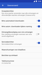 Nokia 8 - MMS - probleem met ontvangen - Stap 8