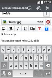 LG L40 (D160) - E-mail - E-mail versturen - Stap 19