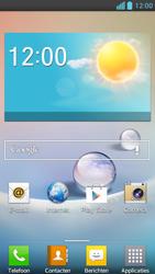LG D505 Optimus F6 - Internet - Automatisch instellen - Stap 1