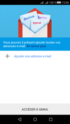 Huawei Huawei Y5 II - E-mail - Configuration manuelle (gmail) - Étape 5