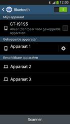 Samsung I9195 Galaxy S IV Mini LTE - Bluetooth - headset, carkit verbinding - Stap 8