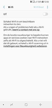 Samsung galaxy-a8-2018-sm-a530f-android-oreo - WiFi - Verbinden met een netwerk - Stap 6