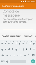 Crosscall Trekker M1 Core - E-mail - Configuration manuelle - Étape 7
