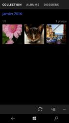 Microsoft Lumia 650 - Photos, vidéos, musique - Envoyer une photo via Bluetooth - Étape 4