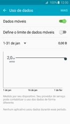 Samsung Galaxy S6 - Internet (APN) - Como configurar a internet do seu aparelho (APN Nextel) - Etapa 5
