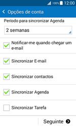 Samsung Galaxy J1 - Email - Adicionar conta de email -  9