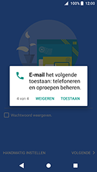 Sony Xperia XA2 (H3113) - E-mail - 032c. Email wizard - Outlook - Stap 14