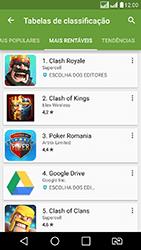 LG K8 - Aplicativos - Como baixar aplicativos - Etapa 9