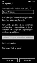Microsoft Lumia 435 - Email - Adicionar conta de email -  10