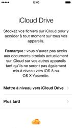 Apple iPhone 5c (iOS 8) - Premiers pas - Créer un compte - Étape 34
