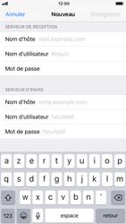 Apple iPhone 6 - iOS 12 - E-mail - Configuration manuelle - Étape 12
