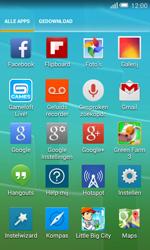 Alcatel Pop S3 (OT-5050X) - Wifi - handmatig instellen - Stap 2