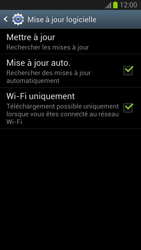 Samsung I9300 Galaxy S III - Appareil - Mises à jour - Étape 9