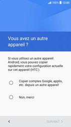 HTC Desire 530 - Premiers pas - Créer un compte - Étape 6