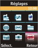 Samsung J700 - Internet - Configuration manuelle - Étape 3
