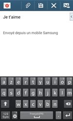 Samsung Galaxy S3 Lite (I8200) - E-mail - envoyer un e-mail - Étape 9
