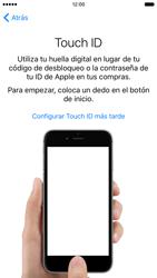 Apple iPhone 6s iOS 9 - Primeros pasos - Activar el equipo - Paso 12