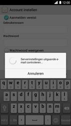 Huawei Ascend G6 - E-mail - Handmatig instellen - Stap 15