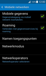 Samsung G357 Galaxy Ace 4 - Internet - handmatig instellen - Stap 9