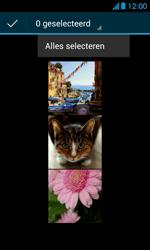 Huawei Ascend Y300 - Contacten en data - Foto