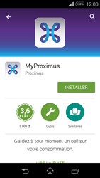 Sony D2203 Xperia E3 - Applications - MyProximus - Étape 8