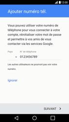 LG LG G5 - Applications - Créer un compte - Étape 13
