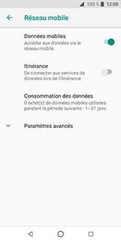 ZTE Blade V9 - Internet - Désactiver du roaming de données - Étape 7