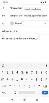Xiaomi Mi A2 Lite - E-mail - envoyer un e-mail - Étape 9