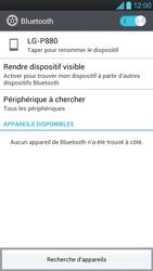 LG P880 Optimus 4X HD - Bluetooth - Jumeler avec un appareil - Étape 6