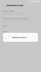 Samsung Galaxy S7 - Android Nougat - Red - Seleccionar una red - Paso 12
