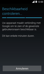 Huawei Ascend Y330 - Applicaties - Account aanmaken - Stap 9