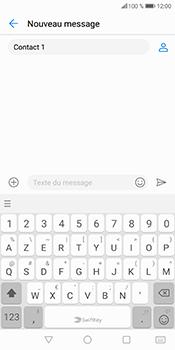 Huawei P Smart - Contact, Appels, SMS/MMS - Envoyer un MMS - Étape 7