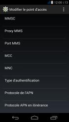 Acer Liquid Jade - Internet - Configuration manuelle - Étape 15